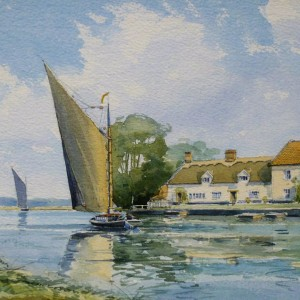 X09 (SOLD) Horning Ferry