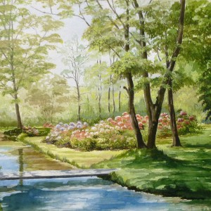 X (SOLD) Water Gardens, How Hill, Ludham