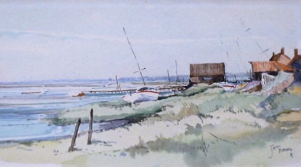 X(SOLD) The Boat Sheds, North Norfolk