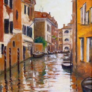 X(SOLD) Venice Backwater