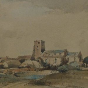 Morston Church, Norfolk (early work)