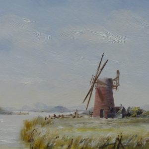 X (SOLD) Broadland Mill