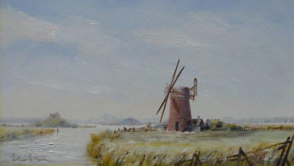 X (SOLD) Broadland Mill