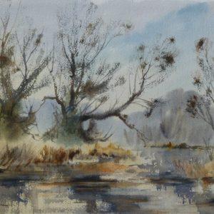 X (SOLD) River Nar near Castle Acre