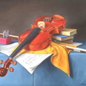 Music – Violin
