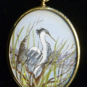 X(SOLD) Miniature – Heron