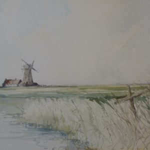 Six Mile House on the River Bure (1978)