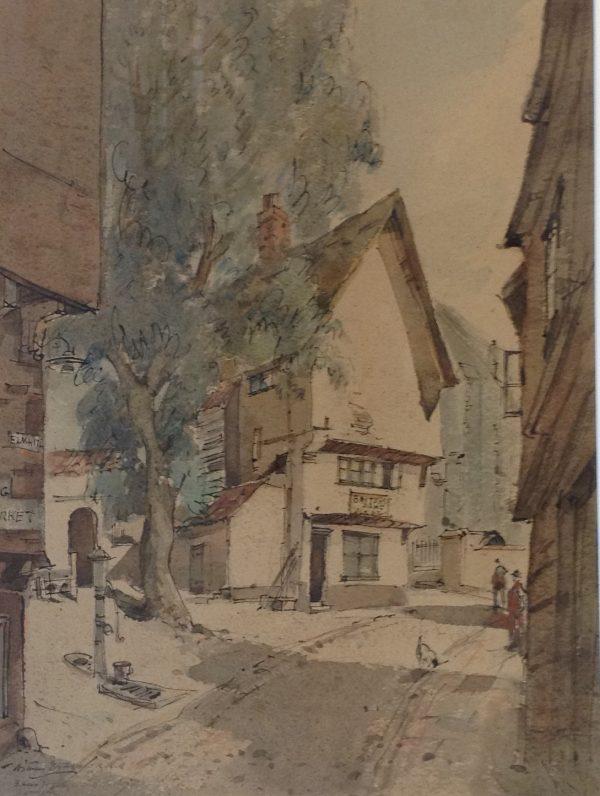 Elm Hill, Norwich (early work)