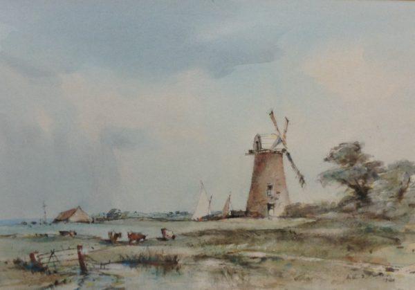 Upton Mill, Upton Dyke, Norfolk